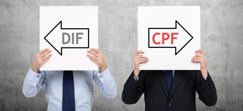 Droit Travail panneau DIF CPF