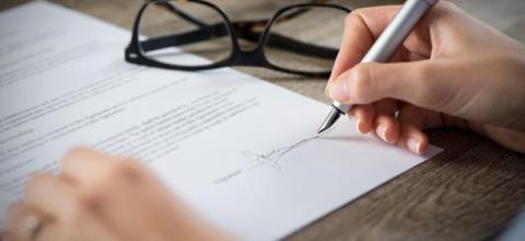 Salarié signature reçu solde de tout compte
