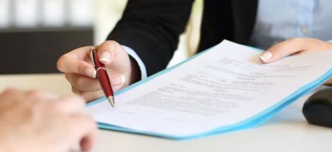 Signature d'un divorce par consentement mutuel Avocat