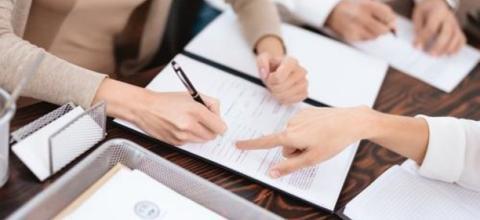 Divorce amiable signature rendez-vous