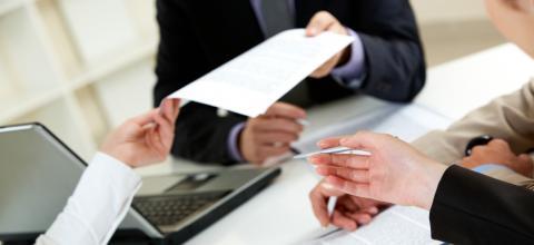Rupture Contrat Travail Documents