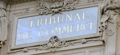 Tribunal de commerce Paris Avocat